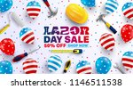 Labor Day Sale Poster Template...