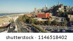 panorama aerial view... | Shutterstock . vector #1146518402
