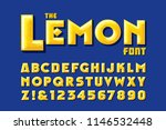 a lemon themed textural vector... | Shutterstock .eps vector #1146532448