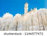 landscape view of schloss...   Shutterstock . vector #1146577472