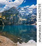beautiful sea hd wallpaper | Shutterstock . vector #1146621755