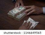 drug trafficking  crime ... | Shutterstock . vector #1146649565