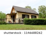 Small Family House With...