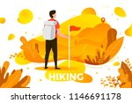 vector illustration   man... | Shutterstock .eps vector #1146691178