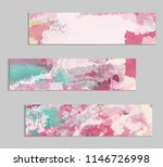 abstract cover template with... | Shutterstock .eps vector #1146726998