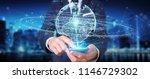 businessman on blurred... | Shutterstock . vector #1146729302