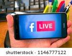 piatra neamt  romania   july 30 ...   Shutterstock . vector #1146777122