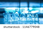 group of conical flasks... | Shutterstock . vector #1146779048