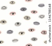 seamless stylish pattern with... | Shutterstock .eps vector #1146788168