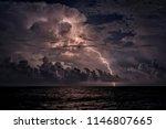 Flashing Lightnings Through Th...