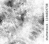seamless pattern glitch design. ...   Shutterstock . vector #1146824738