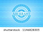 aberrant water wave...   Shutterstock .eps vector #1146828305