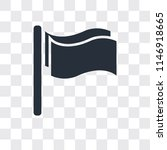 flag vector icon isolated on...