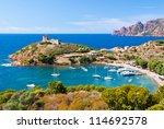 Girolata Bay In Natural Reserve ...
