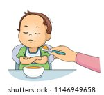 illustration of a kid boy... | Shutterstock .eps vector #1146949658