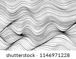 wave lines pattern abstract... | Shutterstock .eps vector #1146971228
