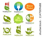 set of badges and labels... | Shutterstock .eps vector #1147009688