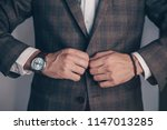 suited man posing.perfect to... | Shutterstock . vector #1147013285