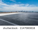 panoramic skyline and modern...   Shutterstock . vector #1147083818