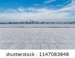 panoramic skyline and modern... | Shutterstock . vector #1147083848