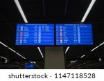 don mueang international... | Shutterstock . vector #1147118528