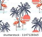 Beautiful Tropical Vector...