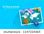 traveler's accessories....