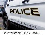 noblesville   circa july 2018 ...   Shutterstock . vector #1147255832