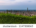Bologna Panorama City Skyline Sunset - Fine Art prints