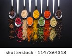Spices and condiments for...