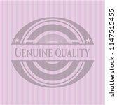 genuine quality vintage pink... | Shutterstock .eps vector #1147515455