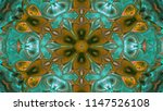 abstract paint brush ink...   Shutterstock . vector #1147526108