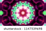 abstract paint brush ink... | Shutterstock . vector #1147539698