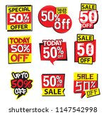 """sale and discount tags set.... 