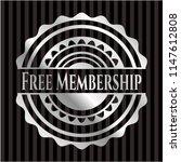 free membership silvery shiny... | Shutterstock .eps vector #1147612808