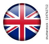 Vector Flag Button Series Of...