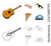 sampono mexican musical...   Shutterstock .eps vector #1147688795