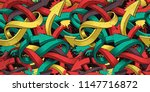 Seamless Colorful Background O...
