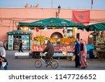 marrakesh  morocco   november...   Shutterstock . vector #1147726652