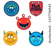 Fashion Kids Patch Badges With...