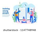vector graphic elements. for... | Shutterstock .eps vector #1147748948