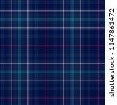 plaid seamless pattern. vector... | Shutterstock .eps vector #1147861472