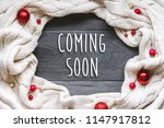 "christmas banner ""coming soon""... 