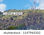 hollywood california   march 25 ... | Shutterstock . vector #1147965332