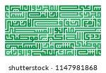 arabic text   saudi arabia  ... | Shutterstock .eps vector #1147981868