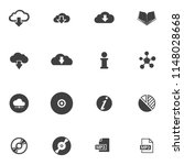 information icons set   info... | Shutterstock .eps vector #1148028668