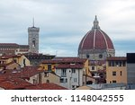 the duomo of florence florence... | Shutterstock . vector #1148042555