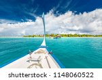 perfect summer holiday concept... | Shutterstock . vector #1148060522