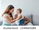 close up of a generational... | Shutterstock . vector #1148065688