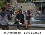 new york city   new york   may  ... | Shutterstock . vector #1148122685